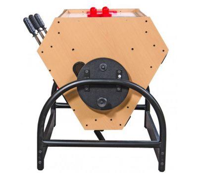 Игровой стол Mini 3-in-1 (81 х 62 х 72 см; 3 игры: футбол, аэрохоккей, бильярд), фото 2