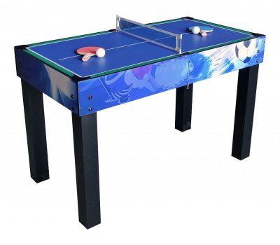 Многофункциональный игровой стол 12 в 1 «Universe» (113 х 60 х 78 см, синий), фото 3