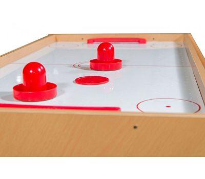 Игровой стол Mini 3-in-1 (81 х 62 х 72 см; 3 игры: футбол, аэрохоккей, бильярд), фото 12