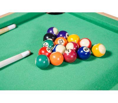 Игровой стол Mini 3-in-1 (81 х 62 х 72 см; 3 игры: футбол, аэрохоккей, бильярд), фото 5