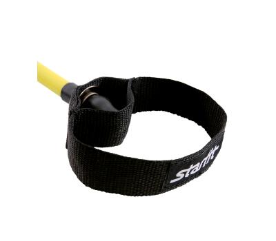 Эспандер лыжника-пловца ES-901, 6х9х2200 мм, 2 кг, желтый, фото 3