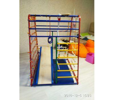 Детский спортивный комплекс «Веселый Малыш NEXT» производства «Вертикаль», фото 3