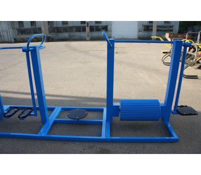 Комплекс с тренажерами Air-Gym YTR1K, фото 5