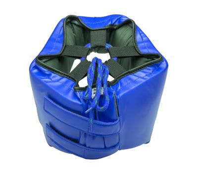 Шлем открытый ORBIT, HGO-4030, детский, кожзам, синий, M, фото 2