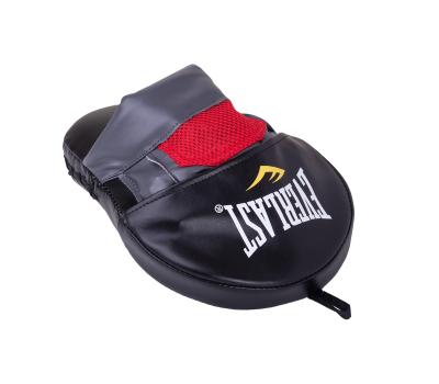Лапа MMA Mantis Mitt 7408B, кожзам, черный, фото 1