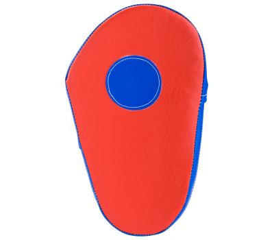 Лапы прямые, кожзам, пара, красный/синий, фото 3