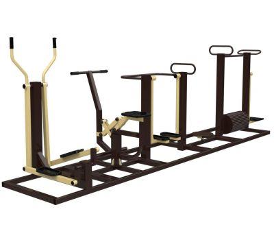 Комплекс с тренажерами Air-Gym YTR1K, фото 1