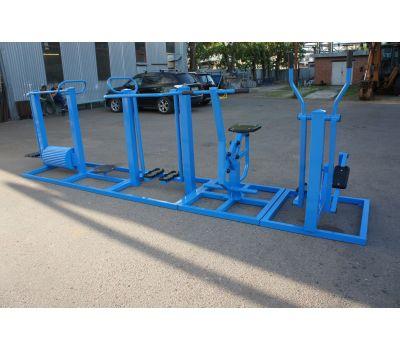 Комплекс с тренажерами Air-Gym YTR1K, фото 4