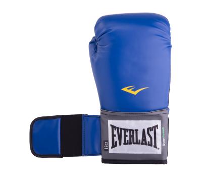 Перчатки боксерские Pro Style Anti-MB 2216U, 16oz, к/з, синие, фото 2