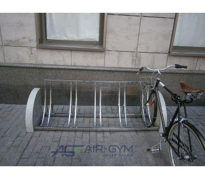 Велопарковка ВП-16 на 5 мест, фото 7