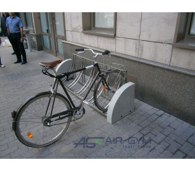 Велопарковка ВП-16 на 5 мест, фото 8