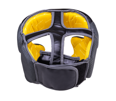 Шлем закрытый EverCool 4044, к/з, черный, фото 3