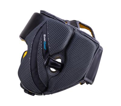 Шлем закрытый EverCool 4044, к/з, черный, фото 2