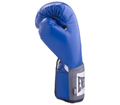 Перчатки боксерские Pro Style Anti-MB 2216U, 16oz, к/з, синие, фото 5