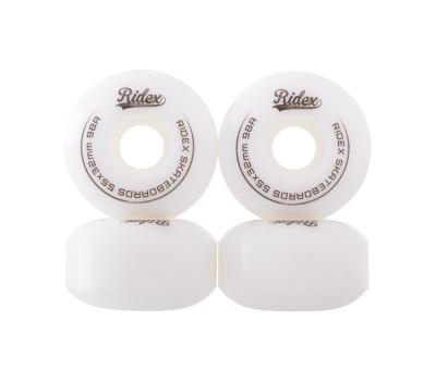 Комплект колес для скейтборда SB, 55*32, белый, 4 шт., фото 2