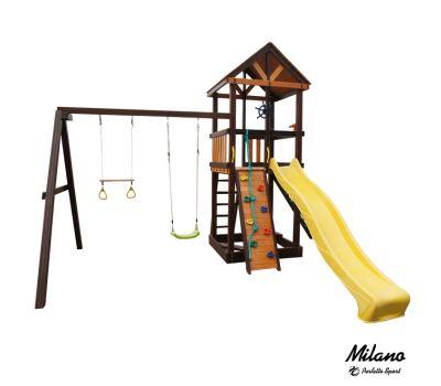 """Детский игровой комплекс (ИК) Perfetto sport """"Milano"""" (кольца), фото 1"""