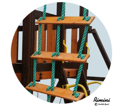 """Детский игровой комплекс (ИК) Perfetto sport """"Rimini"""" (кольца), фото 4"""