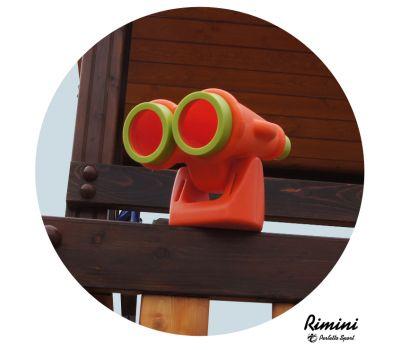 """Детский игровой комплекс (ИК) Perfetto sport """"Rimini"""" (кольца), фото 5"""
