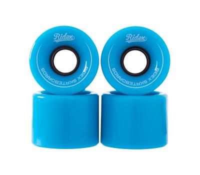 Комплект колес для круизера SB, голубой, 4 шт., фото 2