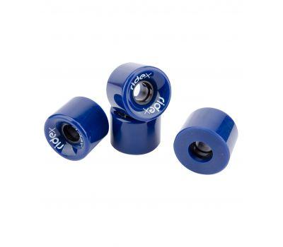 Комплект колес для круизеров SW-200, PU, темно-синий, фото 3