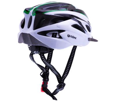 Шлем защитный Carbon, зеленый, фото 3