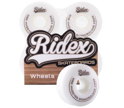 Комплект колес для скейтборда SB, 55*32, белый, 4 шт., фото 1