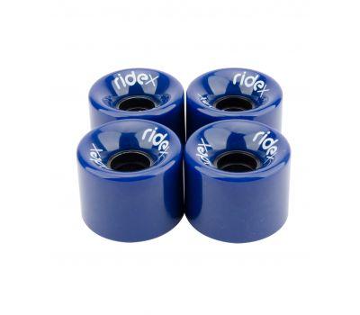 Комплект колес для круизеров SW-200, PU, темно-синий, фото 2