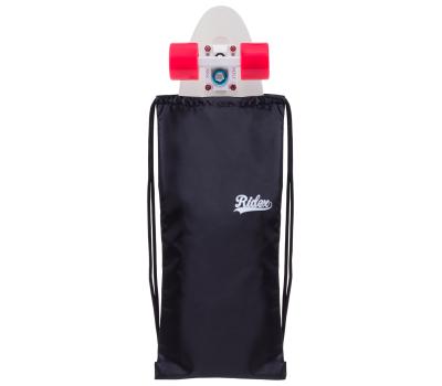 Чехол для пластикового круизера BoardSack, черный, фото 2