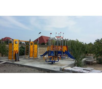 Детская площадка Пароход «Romana 101.28.00», фото 16