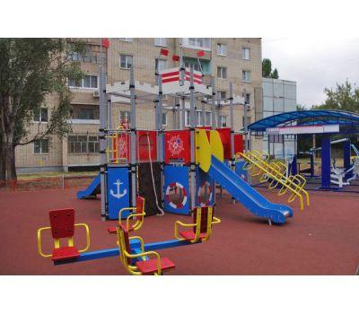 Детская площадка Пароход «Romana 101.28.00», фото 5