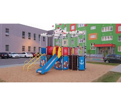 Детская площадка Пароход «Romana 101.28.00», фото 11