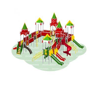 Детская площадка Кремль «Romana 101.29.00», фото 2