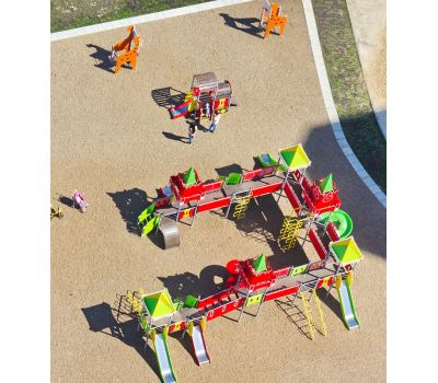 Детская площадка Кремль «Romana 101.29.00», фото 4