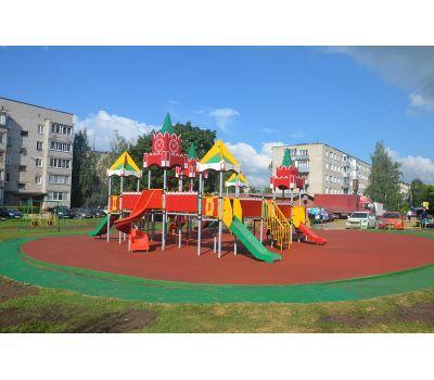 Детская площадка Кремль «Romana 101.29.00», фото 5