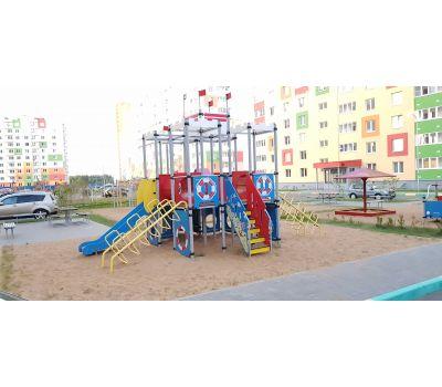 Детская площадка Пароход «Romana 101.28.00», фото 7