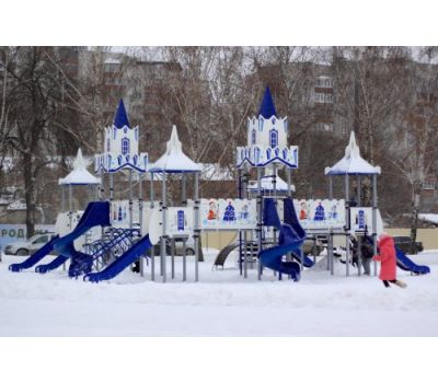 Игровой комплекс Зима «Romana 101.29.02», фото 4