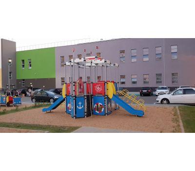 Детская площадка Пароход «Romana 101.28.00», фото 10