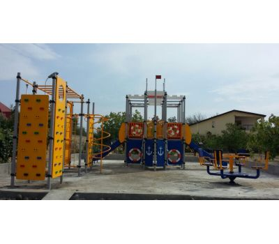 Детская площадка Пароход «Romana 101.28.00», фото 17