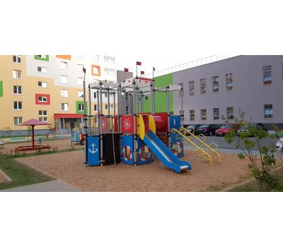 Детская площадка Пароход «Romana 101.28.00», фото 9