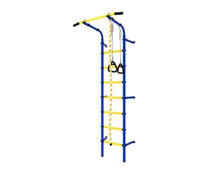 DSK Пристенный с регулировкой Синий/Желтый ДСКМ-2С-7.00.Г1.410.14-24, фото 1