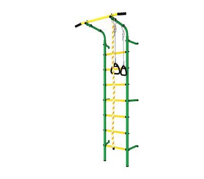 DSK Пристенный с регулировкой Зеленый/Желтый ДСКМ-2С-7.00.Г1.410.14-24, фото 1