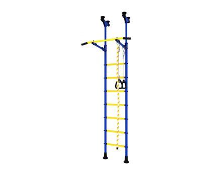 DSK Распорный с регулировкой Синий/Желтый ДСКМ-2-7.00.Г6.410.14-24, фото 1