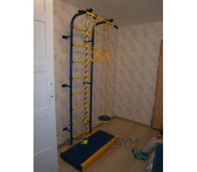 Спортивный комплекс Пионер С1Н зелено/жёлтый, фото 7