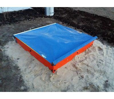 Тент «Romana 109.28.00» (для песочницы 109.01.02 1,5 x 1,5 м), фото 4