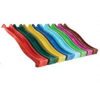 Пластиковая горка, скат 3 метра, для Кузнечик и Элит, фото 1