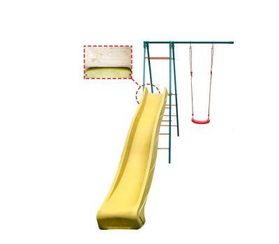 Пластиковая горка, скат 3 метра, для Кузнечик и Элит, фото 2