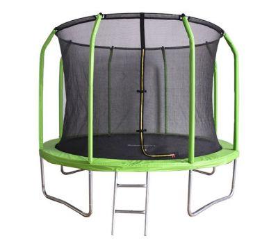 Батут Bondy Sport 10 ft 3,05 м с сеткой и лестницей (зеленый), фото 1