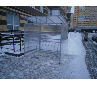 Парковка для велосипедов с навесом Stolz, фото 5