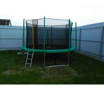Батут Hasttings Classic Green 12 ft (3,66 м), фото 9
