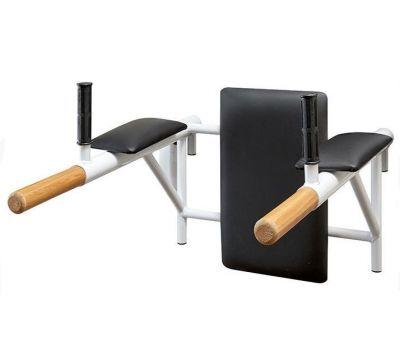 Брусья с подлокотниками (деревянные ручки), фото 1